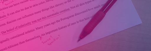 Korekta tekstu – dlaczego warto zaufać tłumaczowi a nie maszynie?