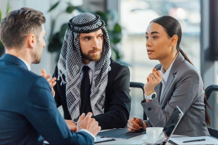 Interpreting at a Business Meeting